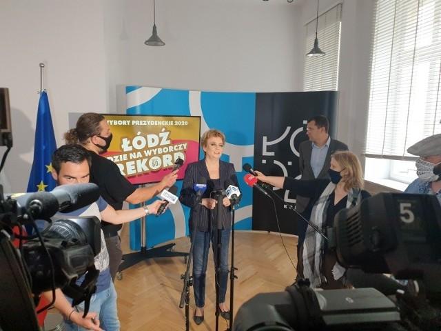 Jeżeli frekwencja wyborcza w Łodzi wyniesie ponad 60 proc., to łodzianie otrzymają nagrodę za obywatelską aktywność - ogłosiła prezydent Łodzi, Hanna Zdanowska. Co to będzie?Czytaj więcej na następnej stronie