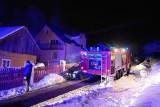 Pożar w Śliwnicy niedaleko Przemyśla. 30-letnia kobieta podejrzewana o zabójstwo 2-letniego syna