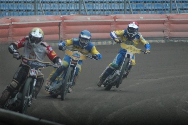 Stal Gorzów wygrała z Lechmą Startem Gniezno 56:33