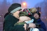 Dzieci z Litwy przyjechały na święta do Białegostoku. Moment spotkania z rodzinami był pełen wzruszeń! (zdjęcia)