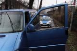 Sosnowiec. Policyjny pościg ulicami miasta. Kierowca dostawczaka odurzony amfetaminą