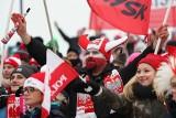 Skoki narciarskie Zakopane 2018. Kibice doczekali się sukcesu polskich skoczków pod Giewontem [ZDJĘCIA]