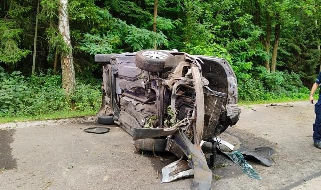 W niedzielę, 25 lipca na terenie powiatu golubsko-dobrzyńskiego doszło do dwóch zdarzeń drogowych