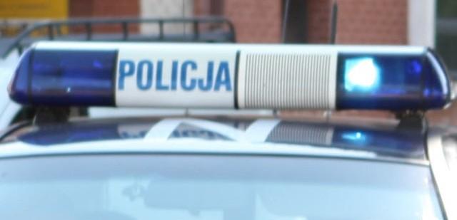 Policja ścigała dziś pijanego motocyklistę.