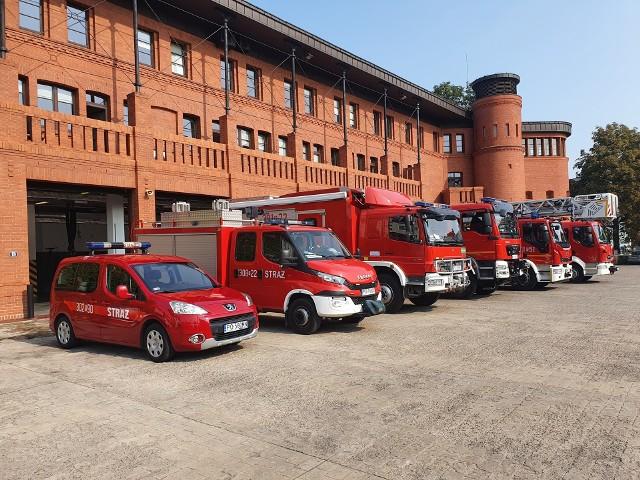 Wylicytuj dzień pełen wrażeń z poznańskimi strażakami.
