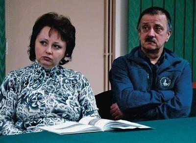 Współautorzy albumu: Erika Cintulova i Henryk Rączka Fot. Anna Szopińska