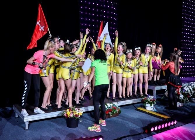 Gdynia Cheerleaders Cup 2016