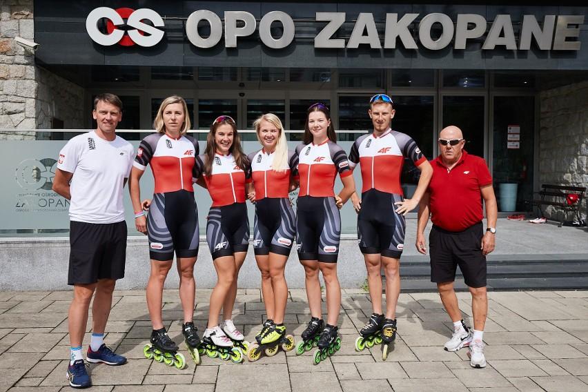 Polskie łyżwiarki szybkie przygotowują się do sezonu pod...