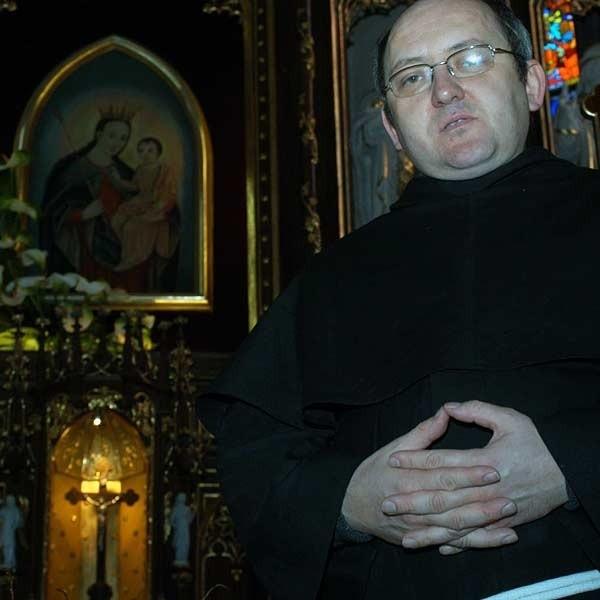 Gwardian Piotr Głód: - Kult Matki Bożej Murkowej wiąże się z ocaleniem miasta w XVII wieku.