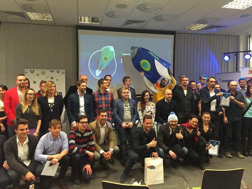Starter Rocket Preparation Camp - najlepsze startupy wybrane [ZDJĘCIA, WIDEO]
