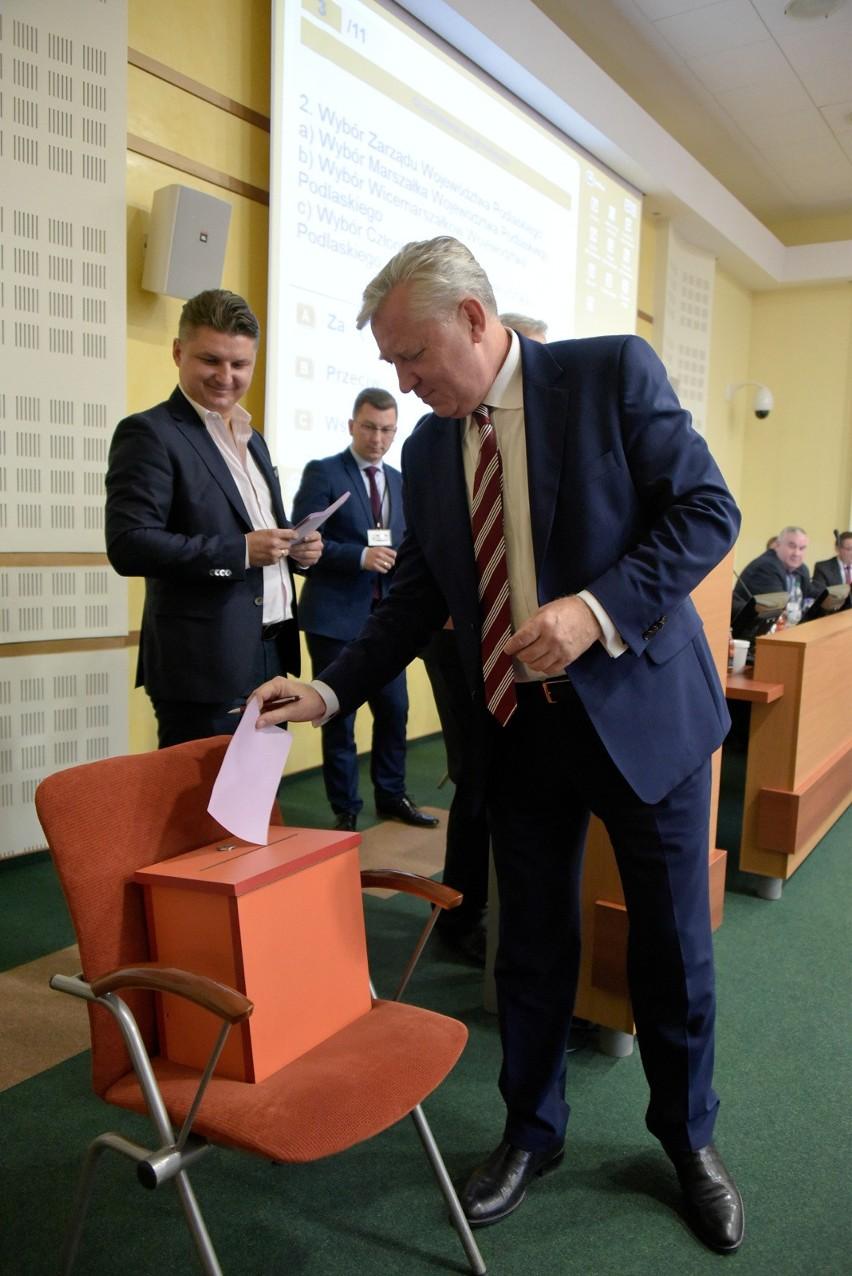 Jan Dobrzyński, senator PiS