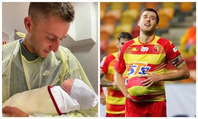 Taras Romanczuk został tatą