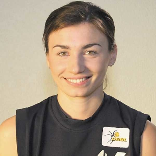 Niedawno Daria Cybulak grała jeszcze przeciwko Cukierkom.