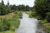 Stan alarmowy na rzece Kamiennej w Skarżysku! Wody przybywa! [ZDJĘCIA]