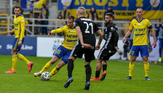 Arka Gdynia w sobotę drugi raz w tym sezonie zmierzy się przy ul. Olimpijskiej z Łódzkim Klubem Sportowym. Uda się jej sięgnąć po zwycięstwo?