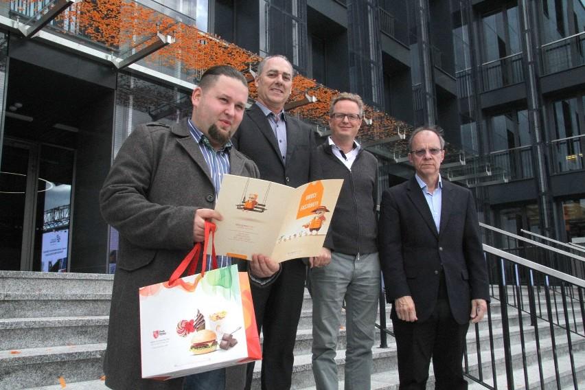 Aleksander Piekarski, Leonardio Fausto Zipf, Ingo Kniepert i Antonio Carlos Figueiredo.