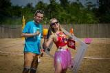 Juwenalia 2018. Plaża na Wyspie Grodzkiej pełna (nie tylko) studentów [GALERIA]