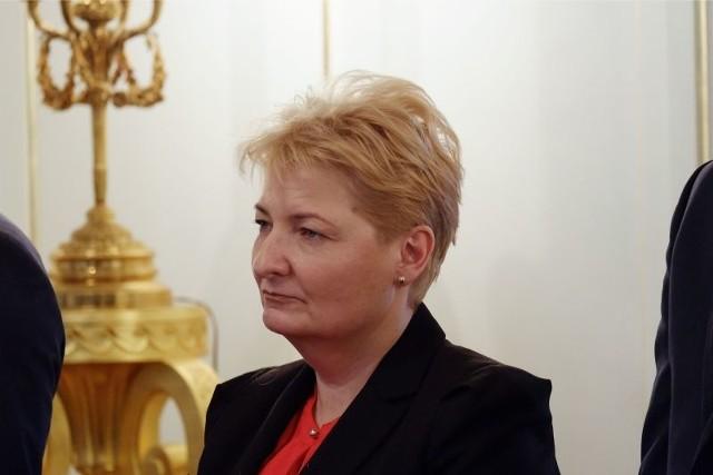 Renata Przygodzka już nie jest wiceprezydentem.