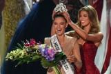 Kto został Miss Universe 2017? ZDJĘCIA Katarzyna Włodarek w Las Vegas, wygrała Demi-Leigh Nel-Peters
