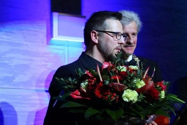 """Robert Friedrich otrzymał """"Wielką Pieczęć Miasta Poznania"""". Uroczystość wręczenia nagrody odbyła się podczas piątkowego spotkania noworocznego u prezydenta miasta."""