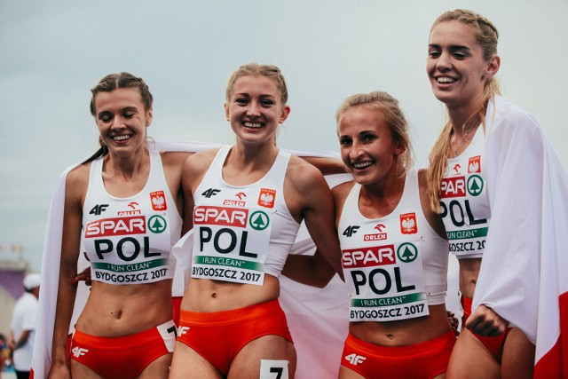 Adrianna Janowicz-Półtorak i Tymoteusz Zimny specjalizują się w biegu na 400 m, podobnie jak inna zawodniczka AZS Poznań, Patrycja Wyciszkiewicz-Zawadzka