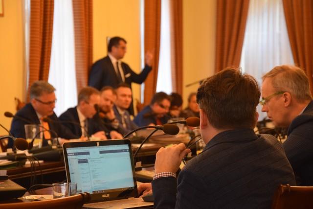 Sesja rady miejskiej - Zielona Góra - 25 lutego 2020 roku