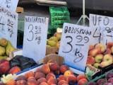Białystok. Giełda rolno-towarowa przy Andersa - 11 lipca. Zobacz, ile kosztują świeże warzywa i owoce (ZDJĘCIA)