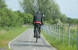 Z centrum Zielonej Góry do mostu na Odrze. Ścieżka rowerowa kilometr po kilometrze... Zobacz!