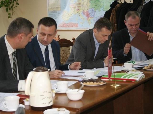 Program szkoleń zatwierdzili członkowie Powiatowej Rady Zatrudnienia