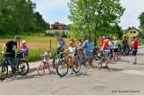 Gmina Kolno. VIII rajd rowerowy Czerwone-Kozioł-Wincenta-Czerwone