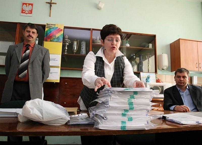 Egzaminy jezykowe w gimnazjum nr 2