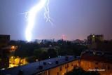 Burza we Wrocławiu: Silny wiatr łamał drzewa. Strażacy usuwają skutki nawałnicy (ZDJĘCIA)