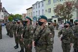 Przysięga wojskowa, defilada, pokaz sprzętu w Sulechowie. Mieszkańcy byli zachwyceni