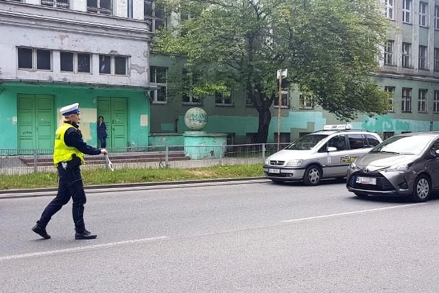 Policyjna akcja trzeźwość. W poniedziałek policjanci sprawdzali trzeźwość kierowców w całej Łodzi