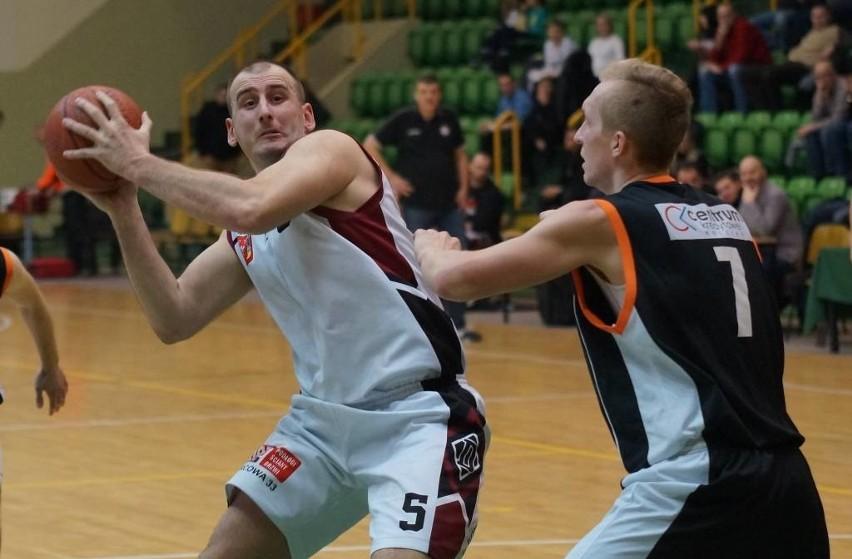W drugiej lidze koszykówki zwycięstwo Domino Inowrocław nad...