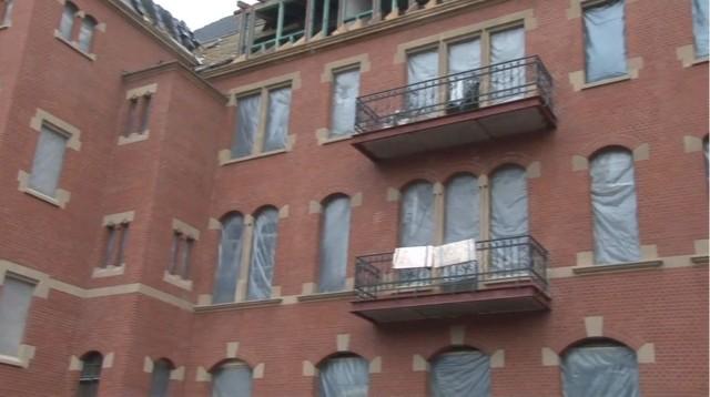 Hotel i browar znajdować się będą na ulicy Podwale Grodzkie 4