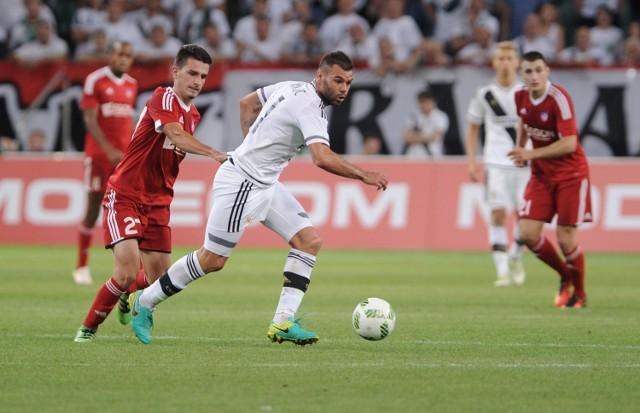 Nikolić na Słowacji zdobył gola dającego Legii awans do IV rundy eliminacji Ligi Mistrzów
