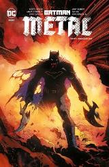 """""""Batman Metal. Mroczne dni"""" [RECENZJA] Ciekawe otwarcie trylogii o nietoperzu. Czy ukrywa on wielką, mroczną tajemnicę?"""