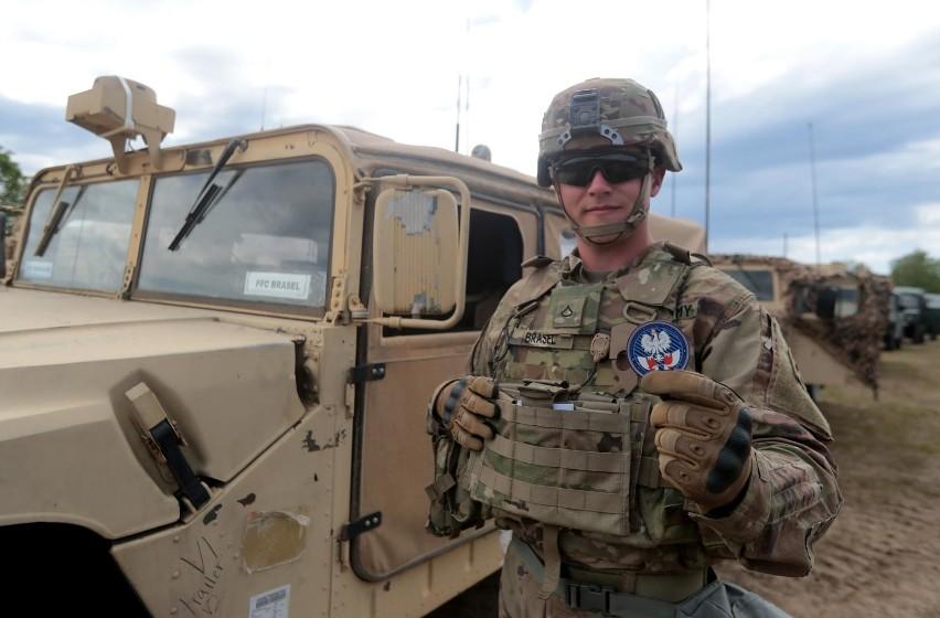 Pentagon przedstawił plan relokacji wojsk amerykańskich z...