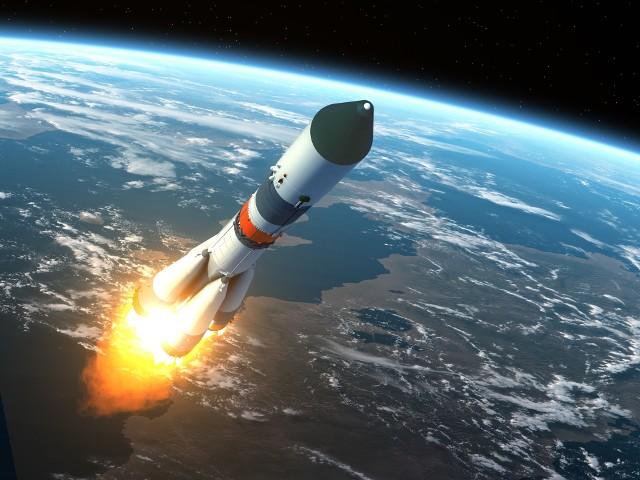 Konsorcjum nie zdradza projektu rakiety, ale zwykle to wysokie konstrukcje o małej średnicy