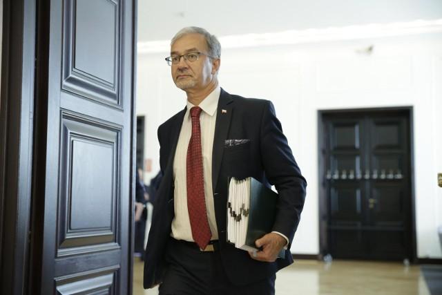 Kwieciński od stycznia do października 2020 r. pełnił funkcję Prezesa PGNiG.