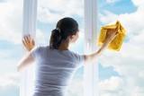 Jak myć okna, by nie zostawały smugi na szybach