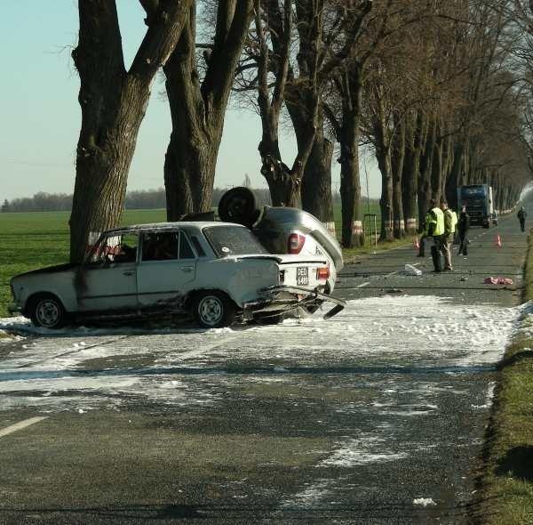 Najbardziej niebezpieczna w powiecie jest droga krajowa nr 40 z Prudnika do Kędzierzyna-Koźla.