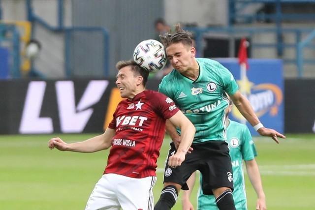 Meczów z Legią w poprzednim sezonie wiślacy nie mają prawa wspominać miło. W Warszawie przegrali 0:7, a w Krakowie 1:3