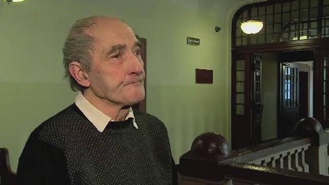 Inżynier Krystian Broll ma 74 lata. Niesłusznie spędził w szpitalu psychiatrycznym 8 lat.