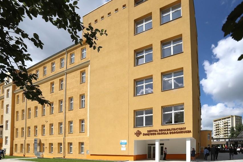 Szpital rehabilitacyjny Świętego Karola Boromeusza, Instytut...
