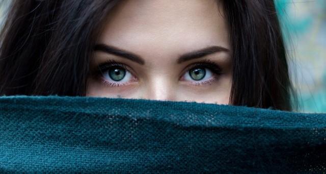 Sprawdź w naszej galerii, co kolor oczu mówi o Tobie>>>
