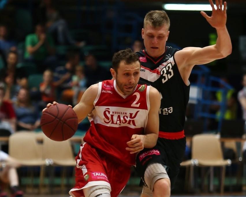 Łukasz Wiśniewski ostatni sezon spędził w Śląsku Wrocław.