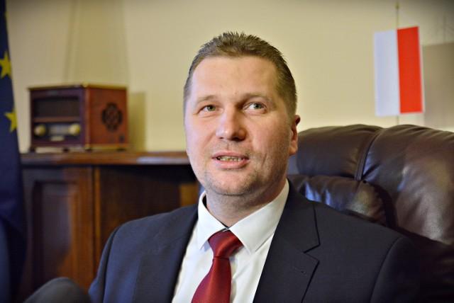 Przemysław Czarnek, wojewoda lubelski: Zgodnie ze słowami pani premier, będą między ludźmi