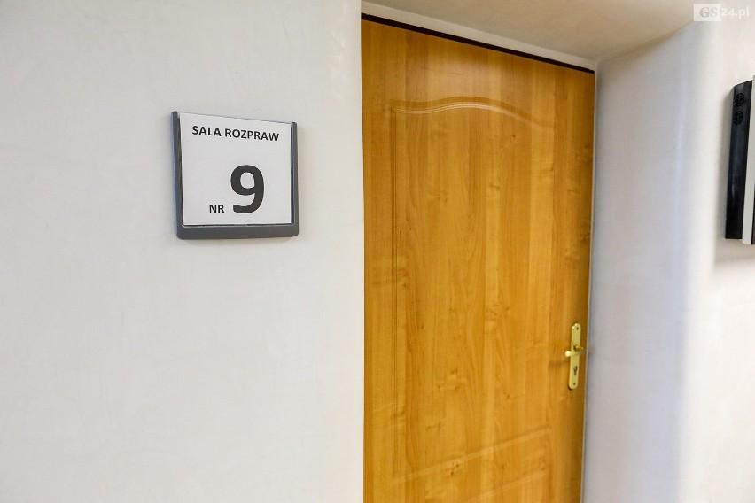 Szczecin. Izolatka w sali nr 9, czyli jak Sąd Apelacyjny w Szczecinie nie daje się koronawirusowi